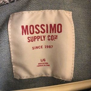 Mossimo Supply Co. Jackets & Coats - Denim Jacket (Size L)